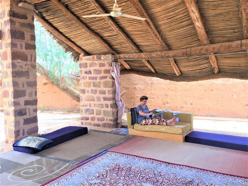 Spatieuse demeure au coeur d'une oasis, vacation rental in Mauritania