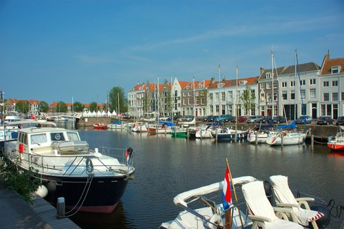 Jurplace | Apartment | Surroundings of the city of Middelburg Environment Middelburg | Haven | Habour