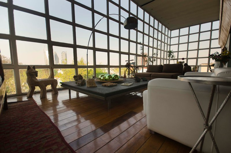 Big Penthouse, Unmatched View. Park of Chapultepec, vacation rental in Mexico City
