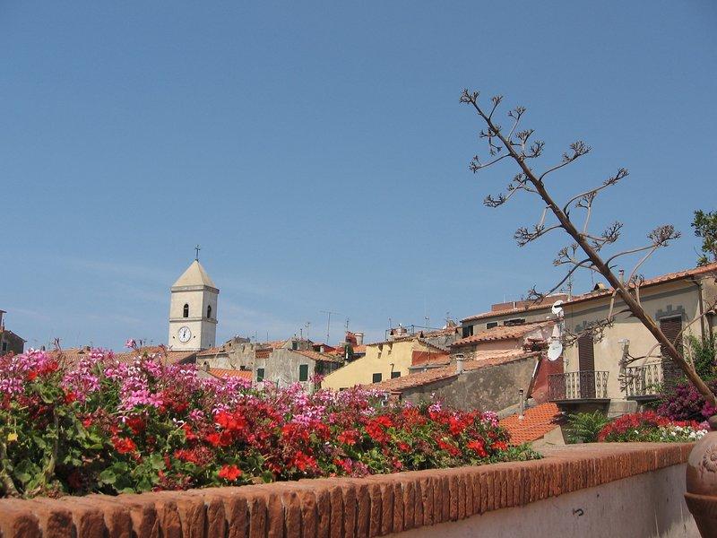Isola d'Elba - Capoliveri centro, holiday rental in Gualdo a Capoliveri