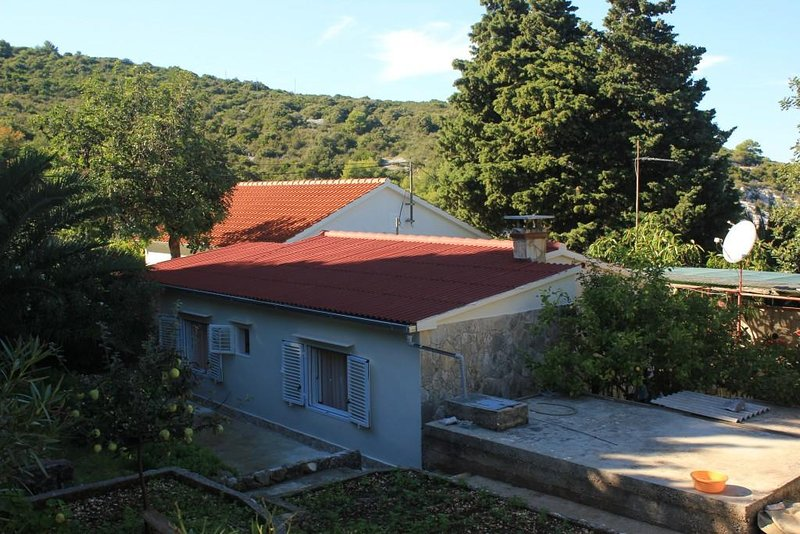 Two bedroom house Cove Rogačić, Vis (K-8886), holiday rental in Vis