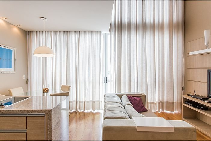 DALI NyC Berrini Residence 2 bedrooms Duplex, location de vacances à Taboao da Serra