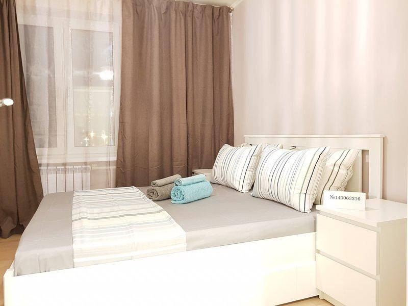 Apartment on Paveletskaya, holiday rental in Peresvet