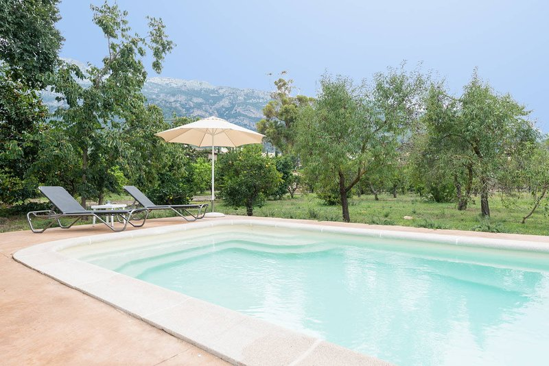 PEACEFUL and COZY at SOLLER CENTRE, holiday rental in Orient