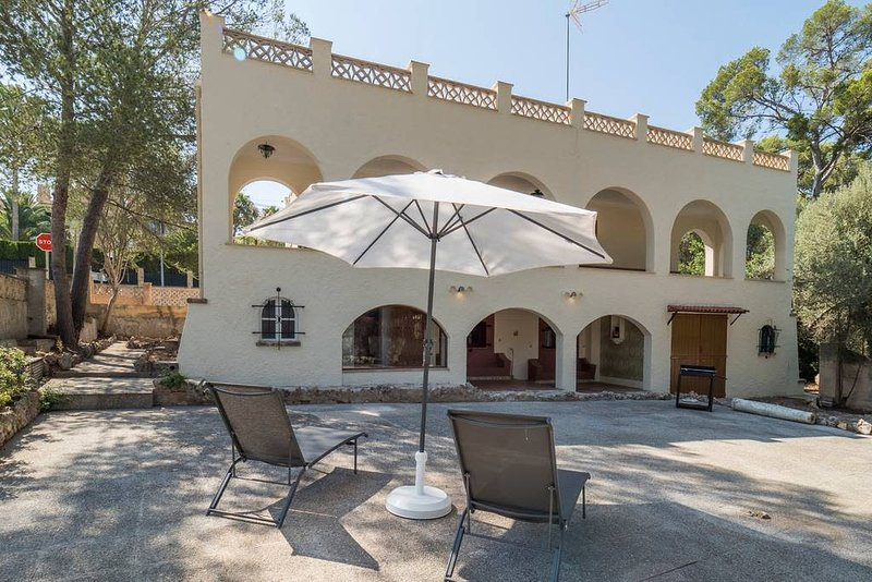 Villa Maria - Bendinat - Portals, holiday rental in Portals Nous