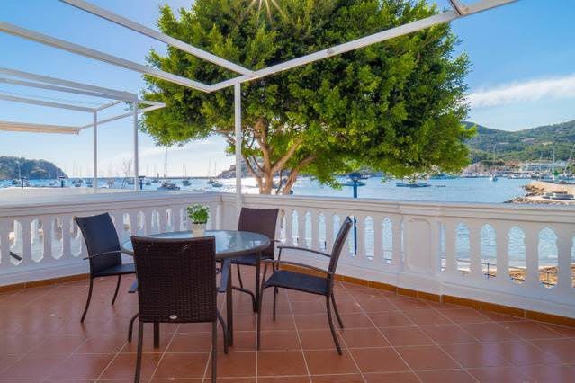 VELL MARI - Beautiful Terrace at Port Andratx, casa vacanza a Camp De Mar