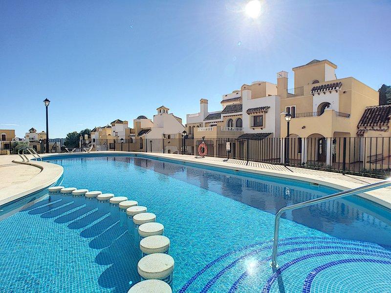 La Manga Club - Las Atalayas 3609, holiday rental in Llano del Beal