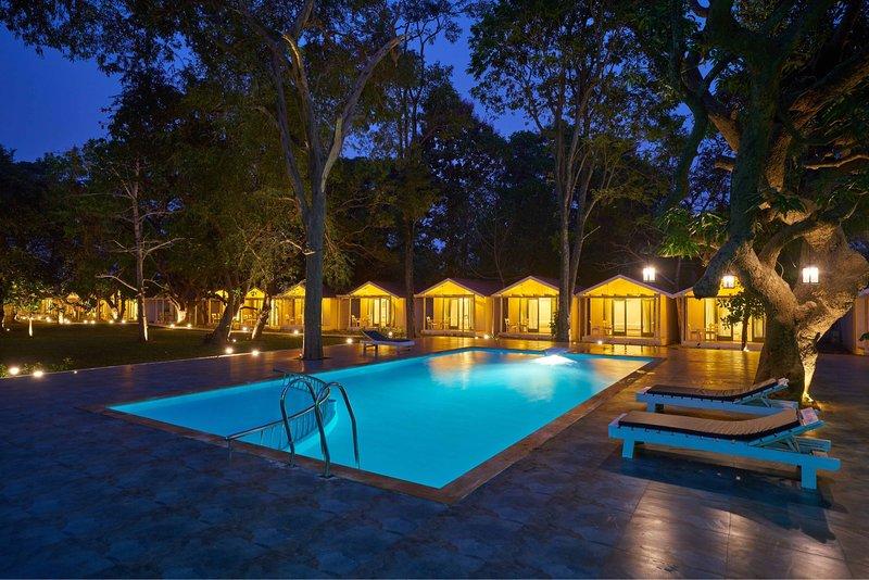 Blu Resorts - BluWater Cottages, holiday rental in Vagator