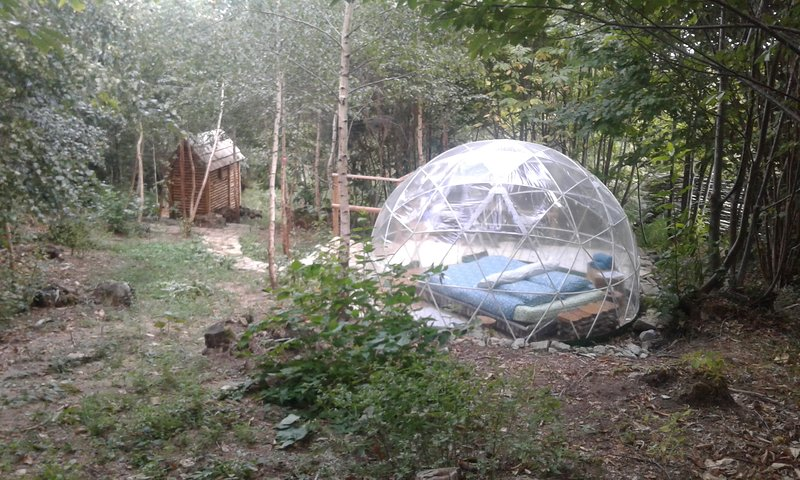 Bulle sous les etoiles, holiday rental in Masleon
