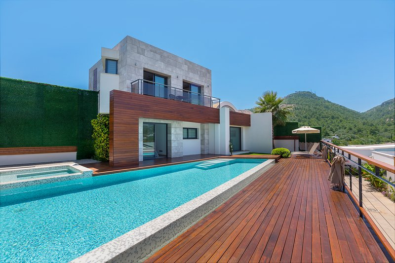 Important Group | BD423 3 Bedroom Modern Villa in Torba, vacation rental in Torba