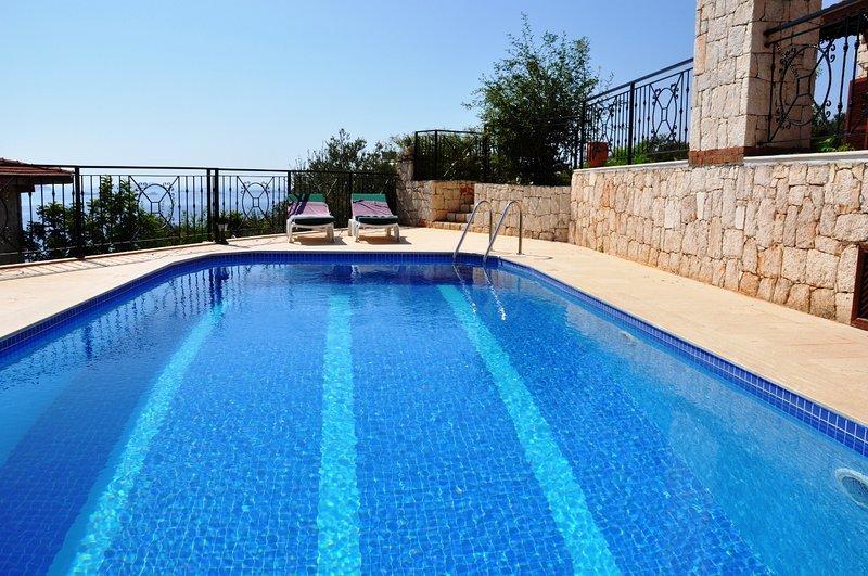 Villa Selim, holiday rental in Kastellorizo