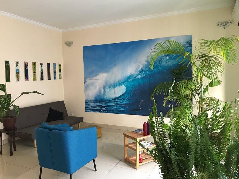 Pop-Up Dakar - Surf & Sea View Room, alquiler vacacional en Yoff
