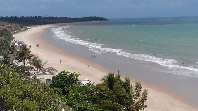 Gramame beach and Praia do Sol