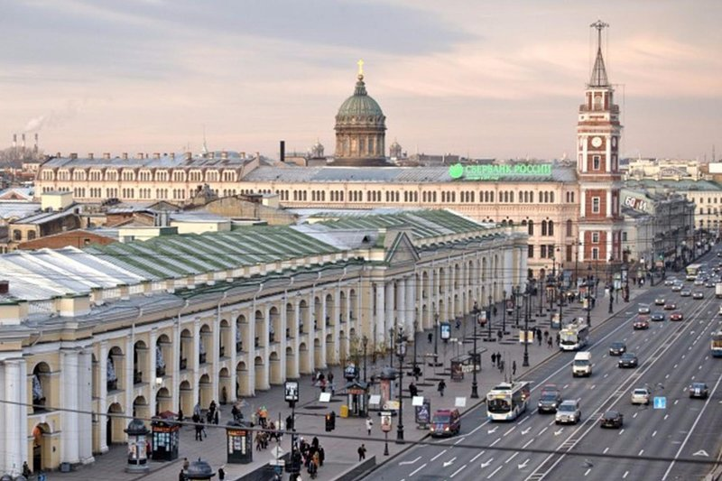 Twin-Room Comfort Apartment at Nevsky avenue 33, holiday rental in St. Petersburg