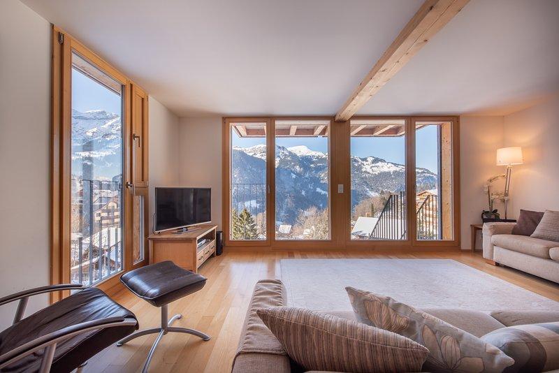 Chalet Roossi 3 – semesterbostad i Berner Oberland