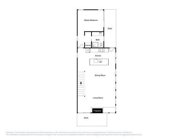 Layout - 2nd Floor