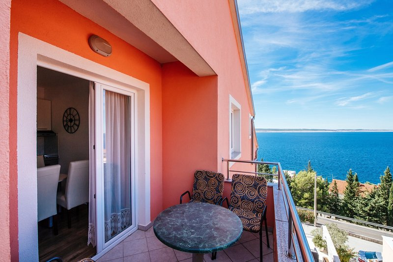 Two bedroom apartment with a view (7), vacation rental in Starigrad-Paklenica