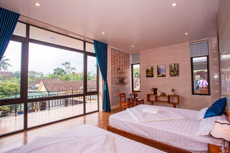 Hugo Homestay Phong Nha, location de vacances à Phong Nha