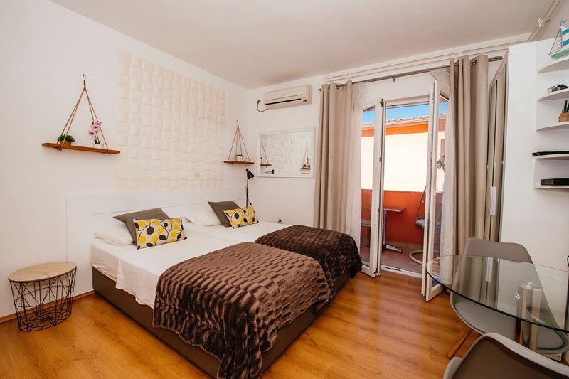 Studio apartment, holiday rental in Kukljic