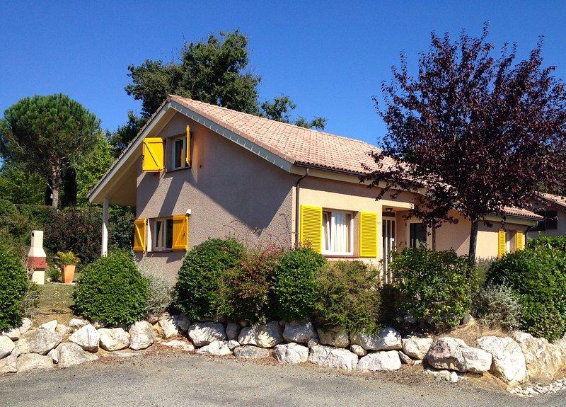 Heerlijke vakantievilla in Zuid-Frankrijk, vakantiewoning in Simorre