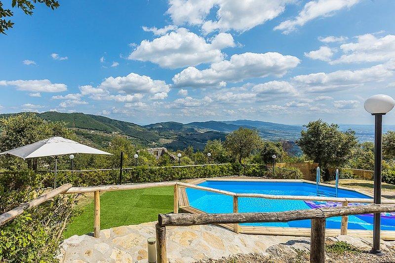 Villa Alvise, aluguéis de temporada em Monsummano Terme