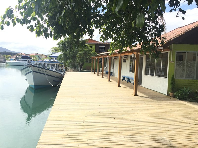 Apartamento Girassol, holiday rental in Barra da Lagoa
