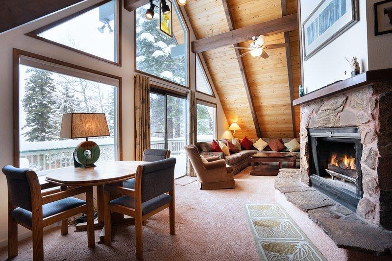 Northstar - Martis Landing Cabin, vacation rental in Truckee