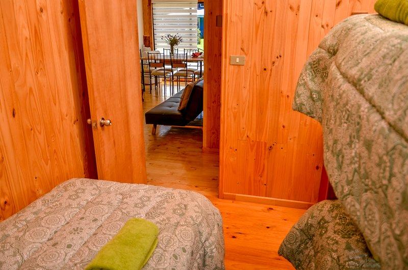 Cabañas Mahuida., holiday rental in Villarrica