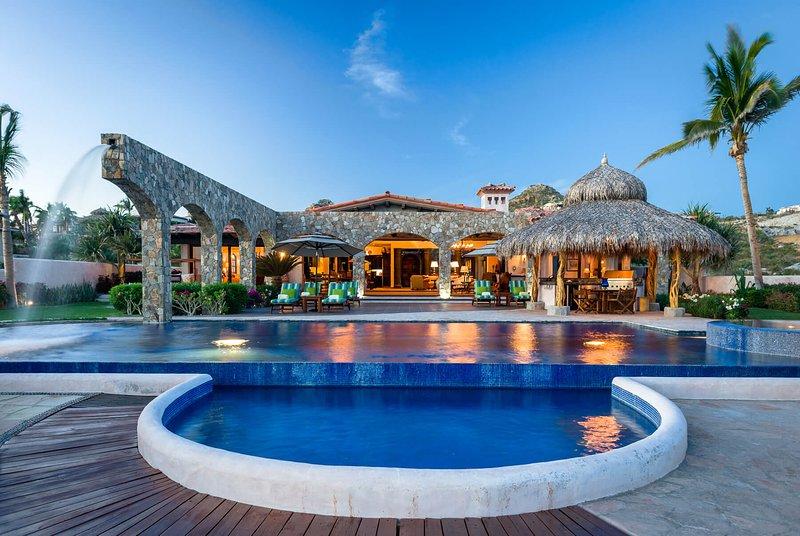 Villa Estero, holiday rental in Animas Bajas