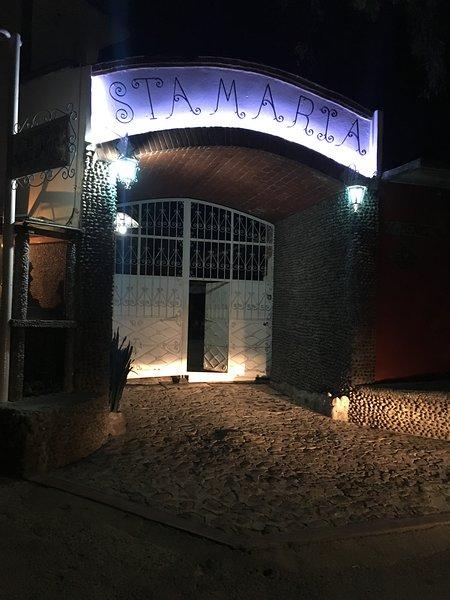 """SANTA MARIA"" Estancia Turistica, location de vacances à Teotihuacan Municipality"