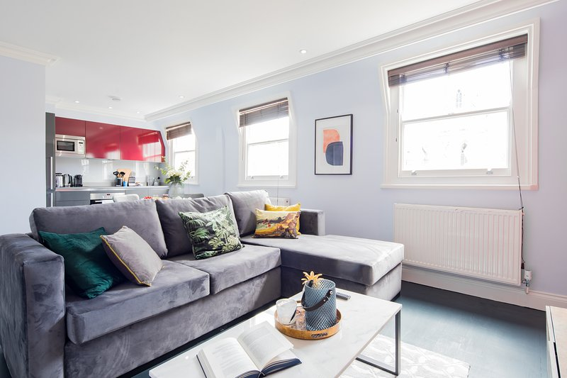 London Holiday Apartment 26728