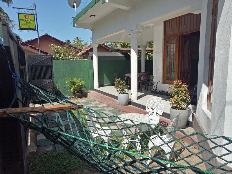 Romaya Inn Negombo, alquiler vacacional en Negombo