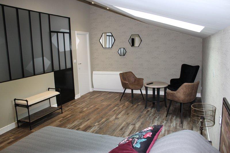 Chambres et tables d'hôtes en Champagne, Epernay, location de vacances à Saint-Martin-d'Ablois