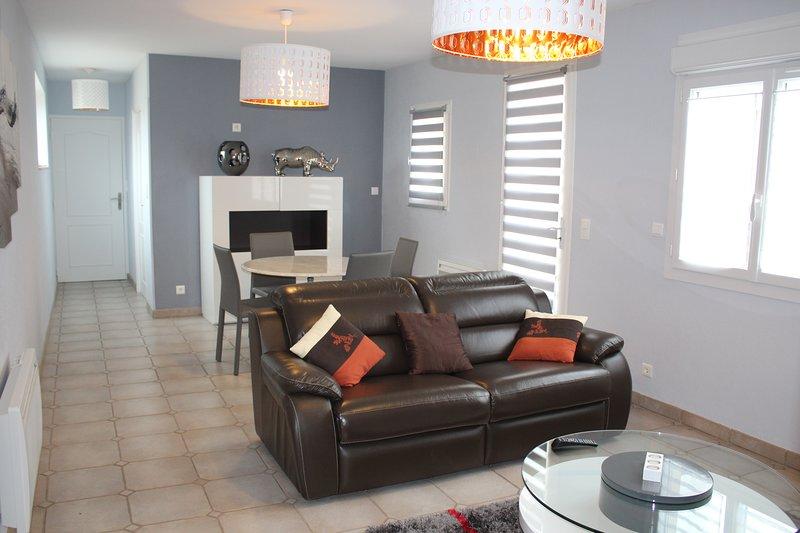 Chambres d'hôtes et tables d'hôtes, au sein d'une maison de vigneron, Epernay, location de vacances à Saint-Martin-d'Ablois