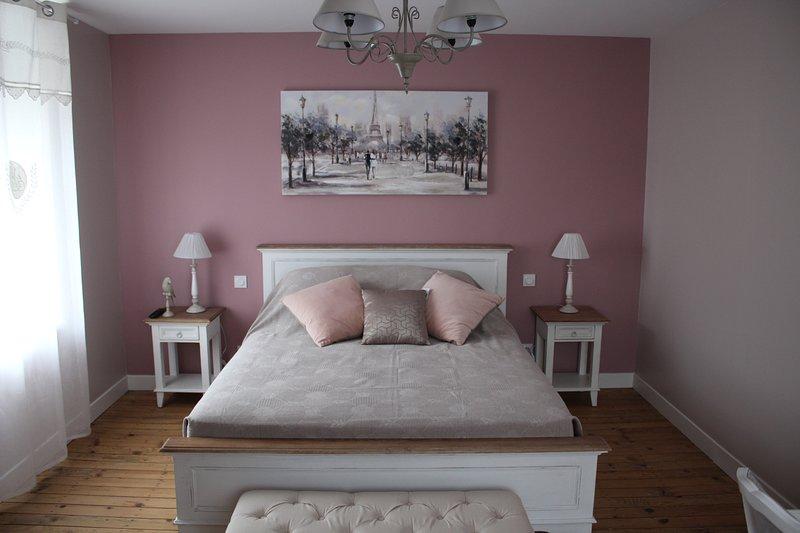 chambre d'hôte style charme, Epernay, région Champagne, location de vacances à Saint-Martin-d'Ablois