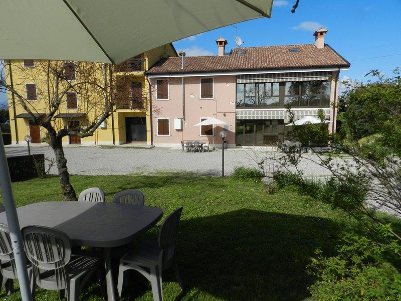 ROSA TEA NR 6, vacation rental in Cola