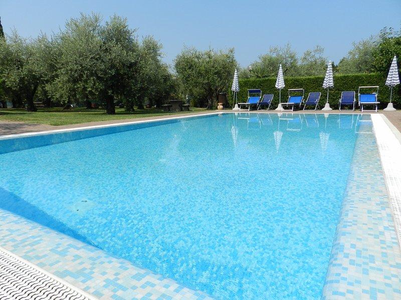 RESIDENCE ALLEGRA NR 5 PP, vacation rental in Cola