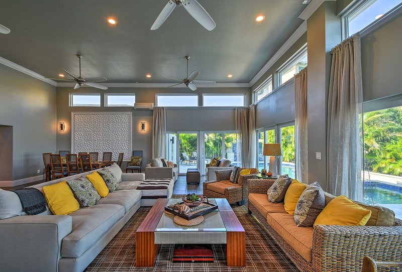 Sfrutta al massimo il tuo ritiro in Florida in questo lussuoso appartamento per vacanze 3BR, 5BA.