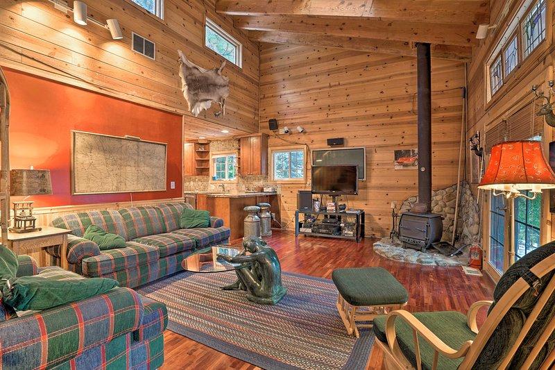 ¡Las aventuras de Lake Tahoe te esperan al reservar este alquiler de vacaciones en Zephyr Cove!