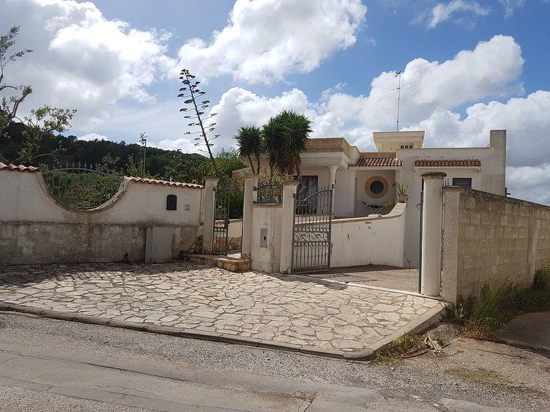 Villetta In Salento, holiday rental in Marina Serra