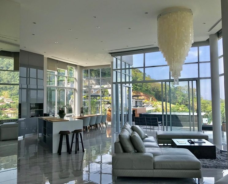 Living Room,  360*  View