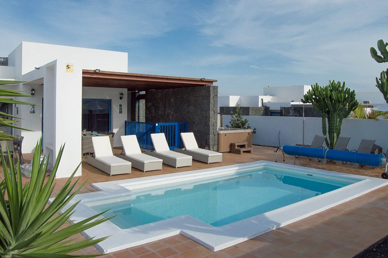 Villa Carmen, vacation rental in Playa Blanca