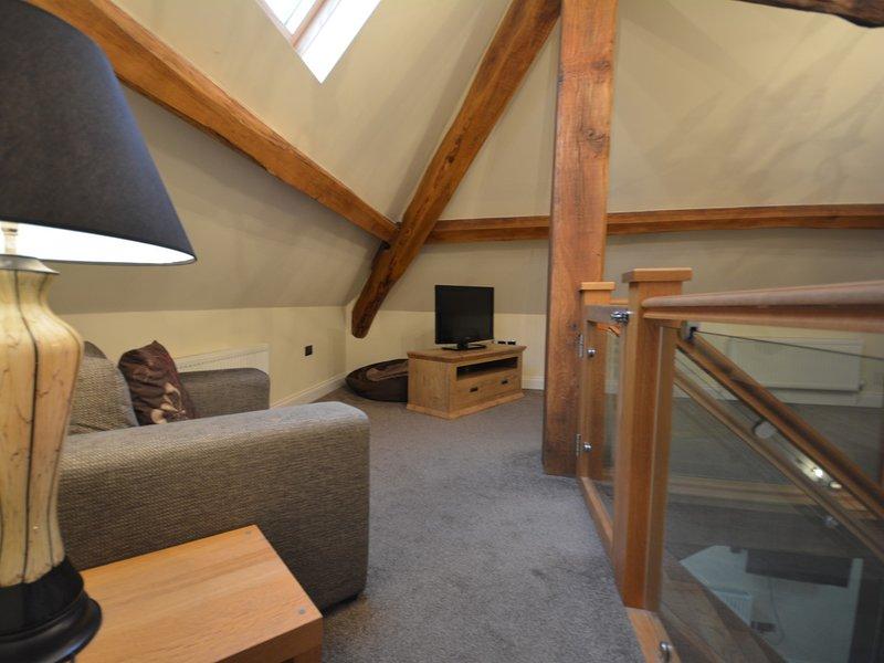 Ground floor bedroom with en-suite wet room