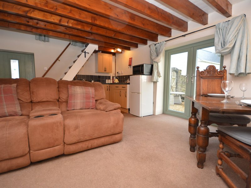A pleasant semi-detached cottage with a wealth of charm