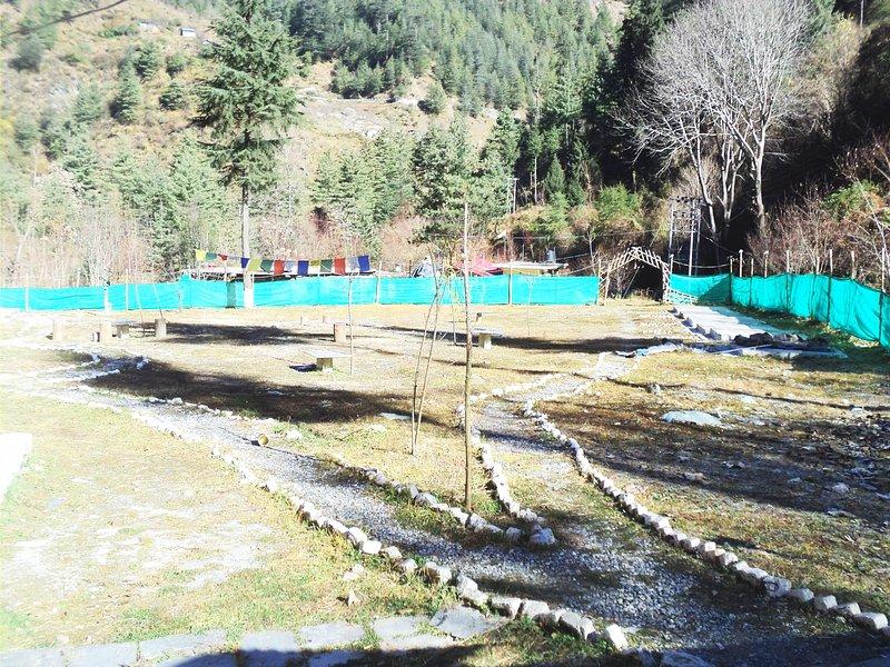 Ambrosia cottage, casa vacanza a Jibhi