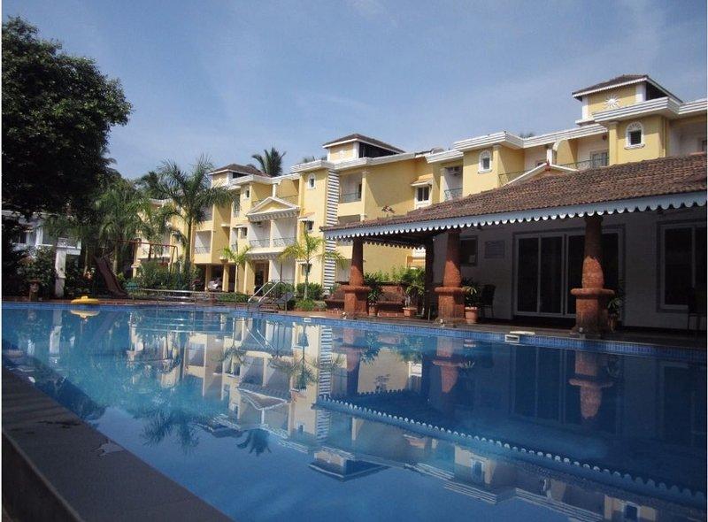 Premium Boutique 3 bhk Villa, location de vacances à Cansaulim