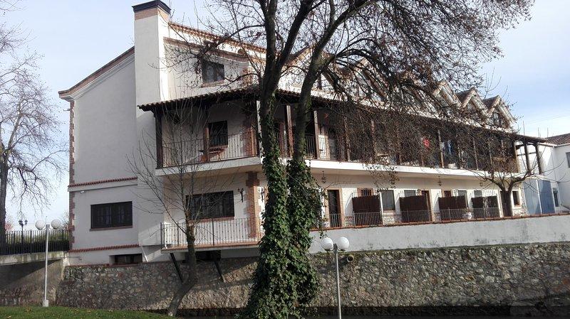 Apartamento de 1 habitacion en Titulcia, vacation rental in Sesena Nuevo
