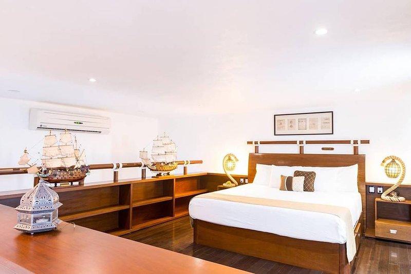Casa Barco - Entire, holiday rental in Playa Mujeres