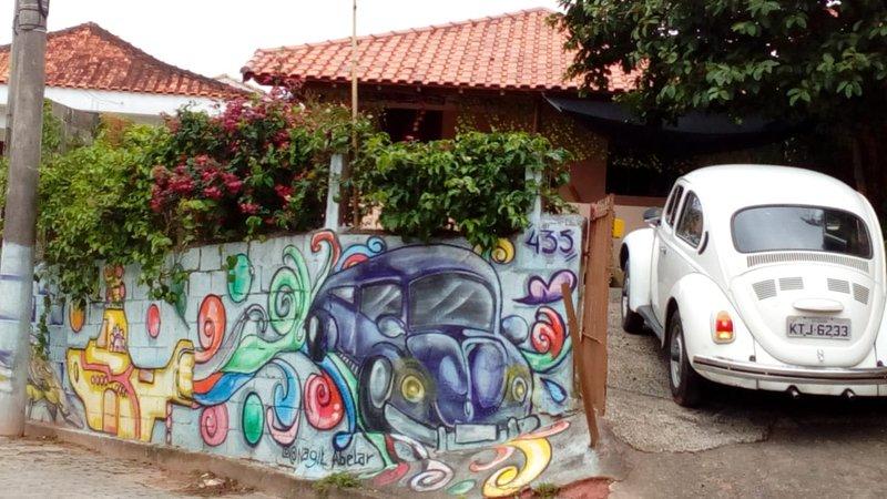 Casa alternativa a Cunha
