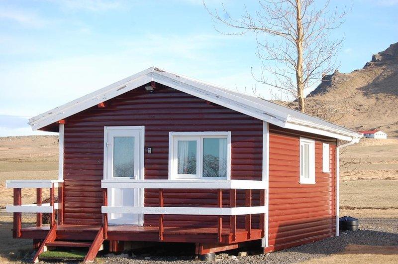 Móar Cottage #1, alquiler vacacional en Husafell